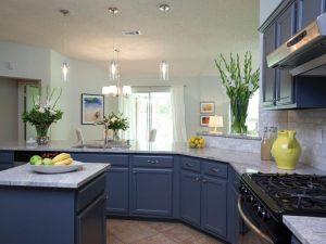 Vaughan kitchen cabinet