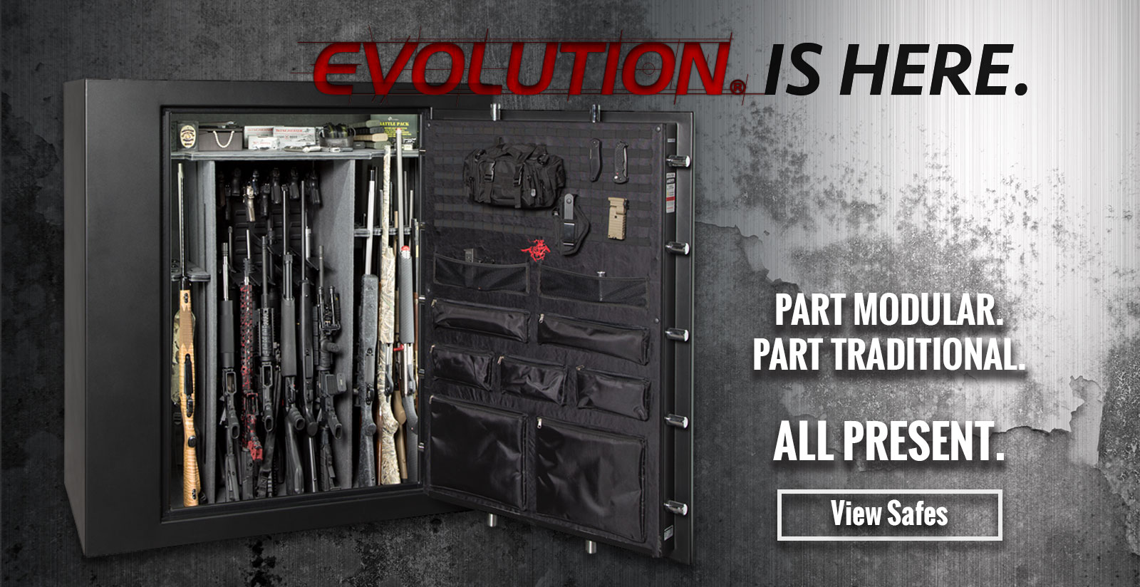 gun safes in Canada
